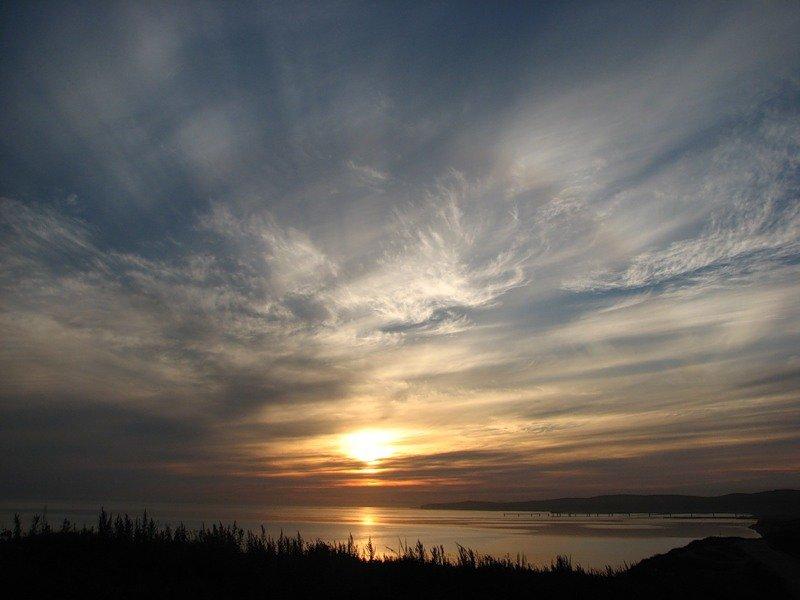 удивительная красота неба на сахалине фото нижних
