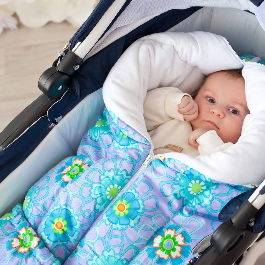 Картинка младенца в конверте