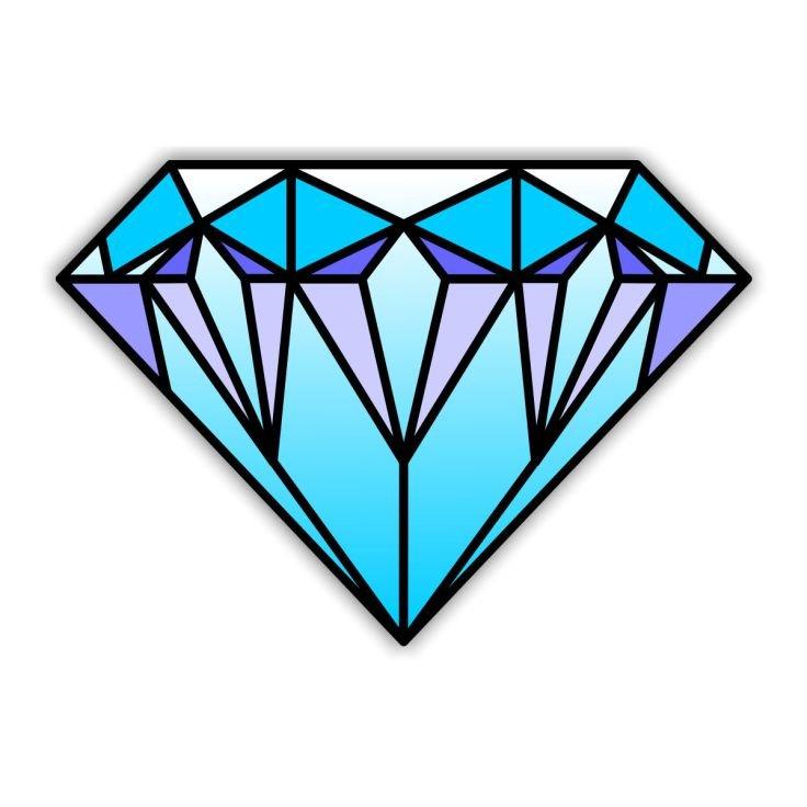 наиболее картинки срисовать кристаллы поделитесь своей историей