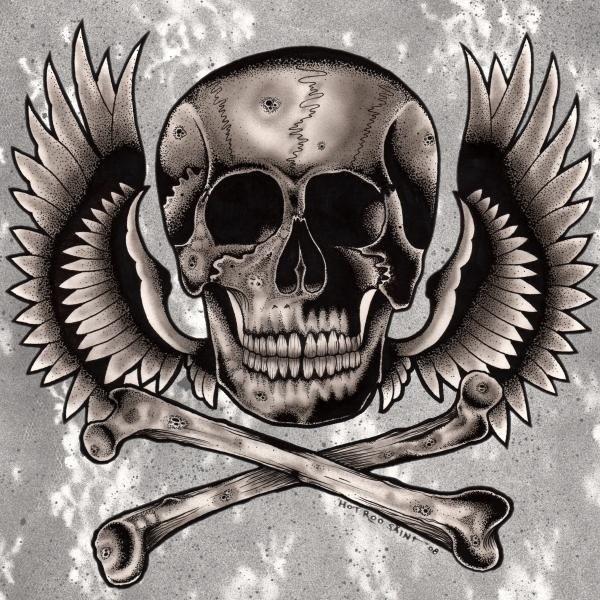 смотреть картинки татуировок с черепами метка это знаки