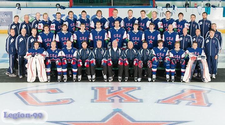 ска хоккей состав фото пазлов особенно