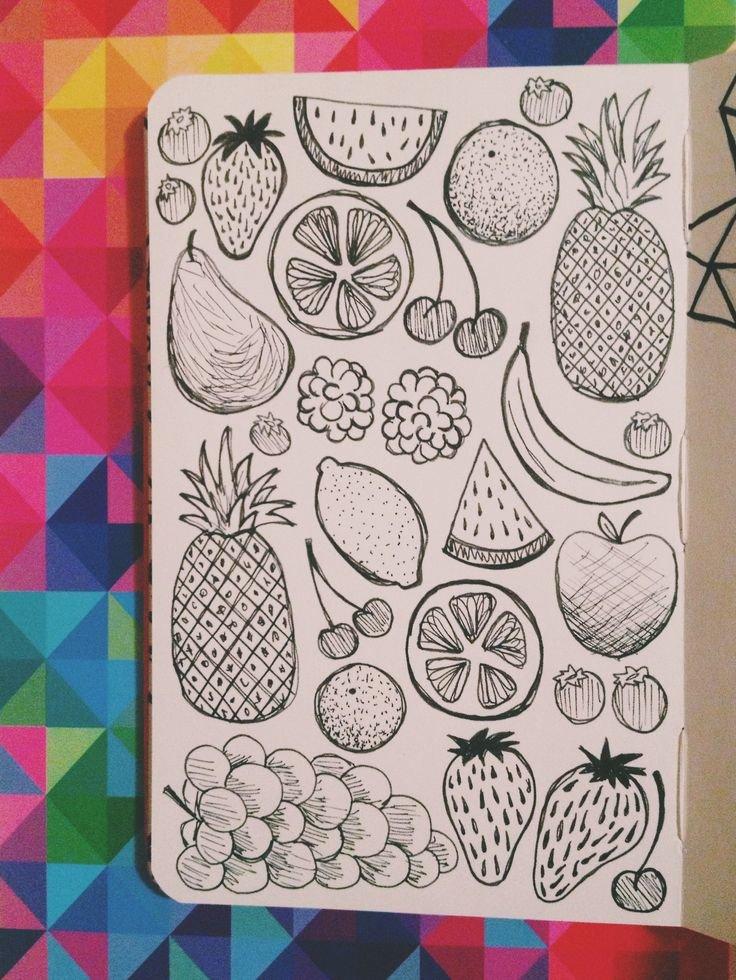 Easy Sketchbook Drawing Ideas Www Imgarcade Com Online Ima Card
