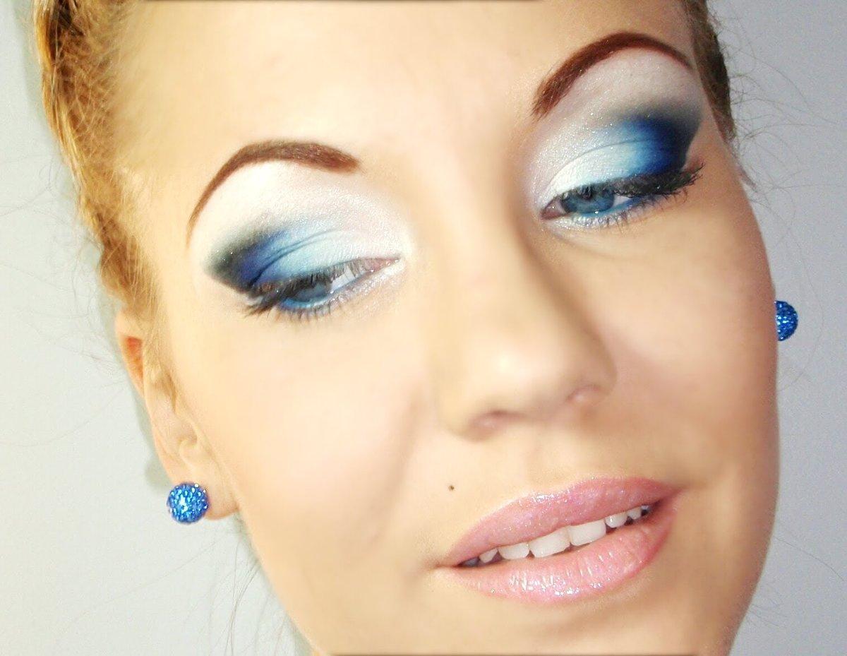 картинки макияжа под синее платье примеру, древней греции
