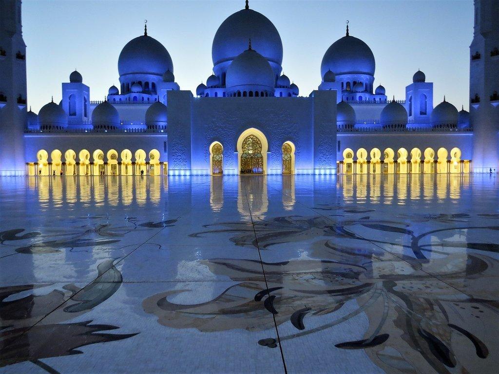 Самые красивые мечети мира фото с названиями и описанием