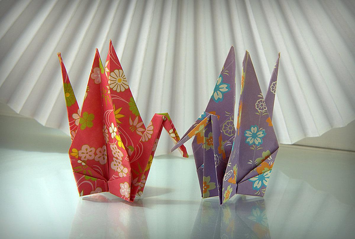 для традиционное оригами фото дерево