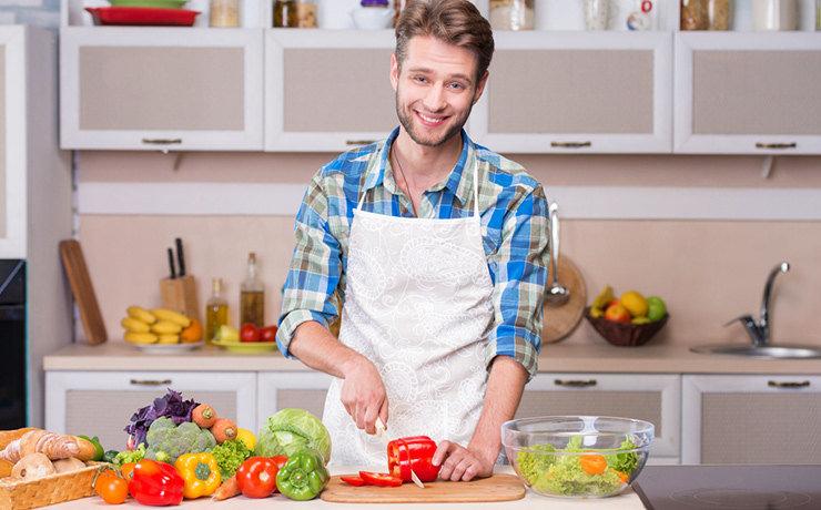 кухни фото мужчины - 1
