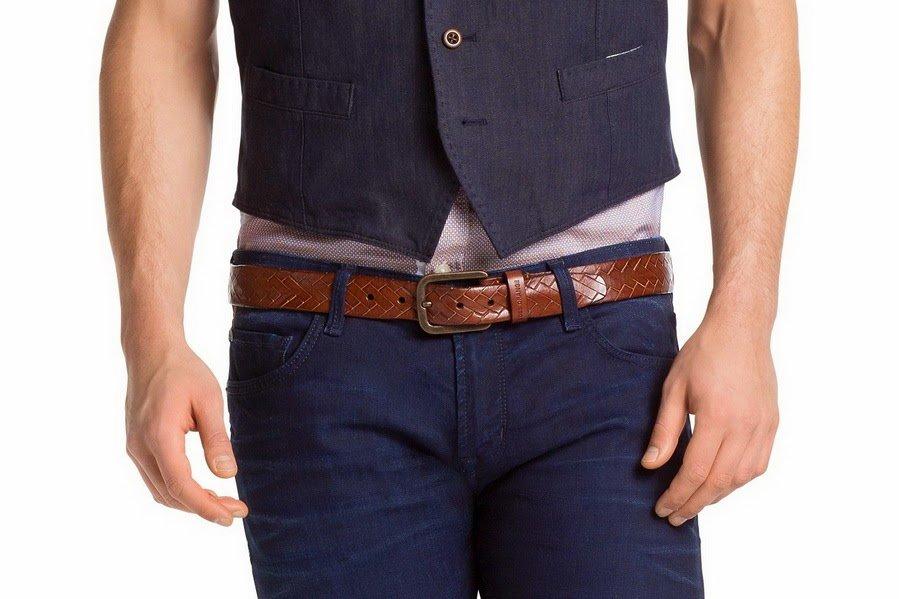 Мужские ремни на мужчинах купить классический кожаный ремень