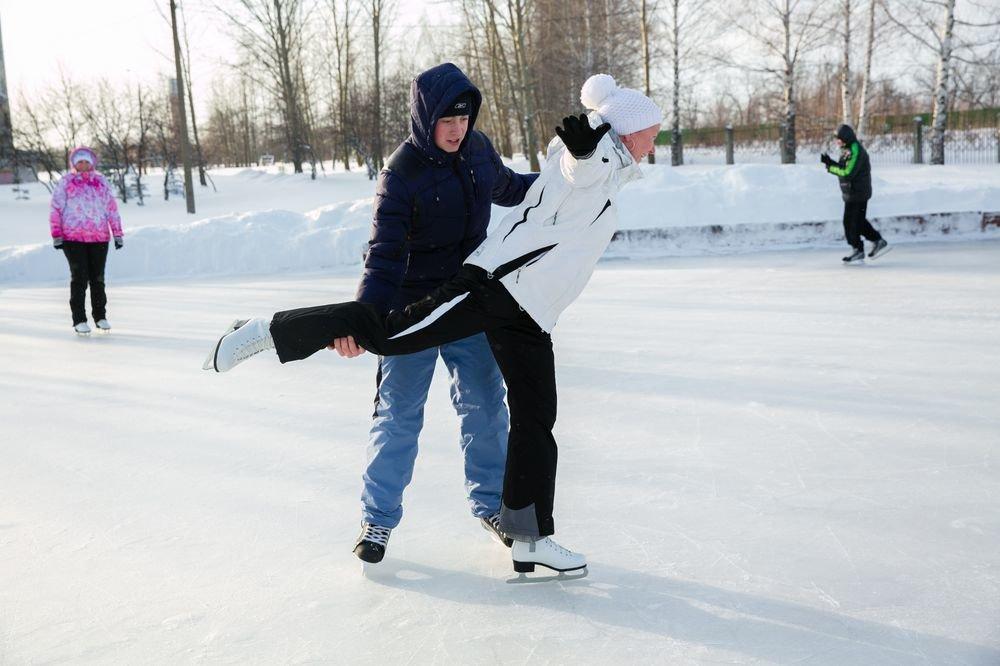 промышленной катание на коньках обучение картинки может