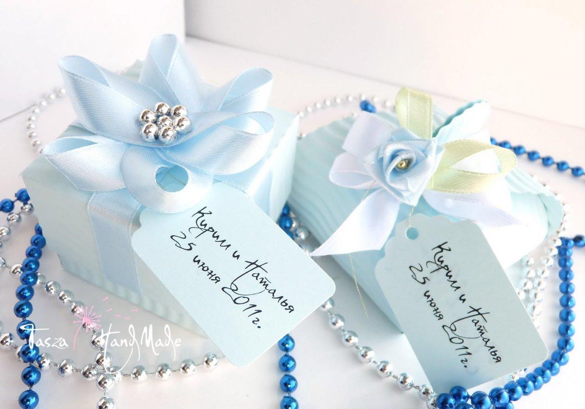 Открытка гостям на свадьбе