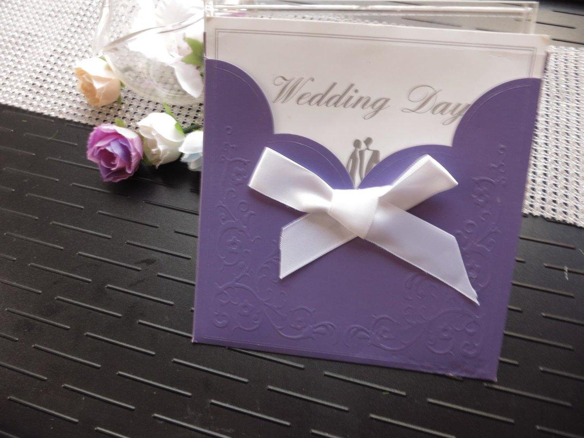 Милые, открытки на свадьбу фиолетовые