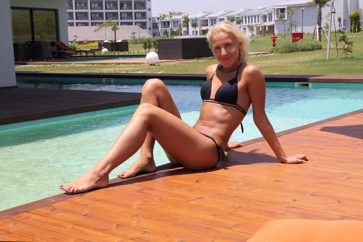 Bikini Julia Kovalchuk nude (14 photo), Cleavage