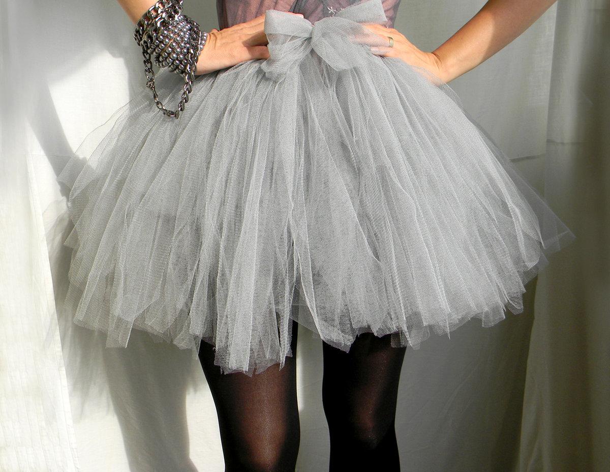 Картинки юбка из фатина