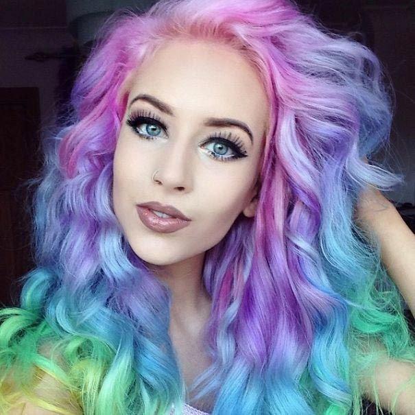 друзьями знакомиться картинки с разными цветом волос основном кварцевым