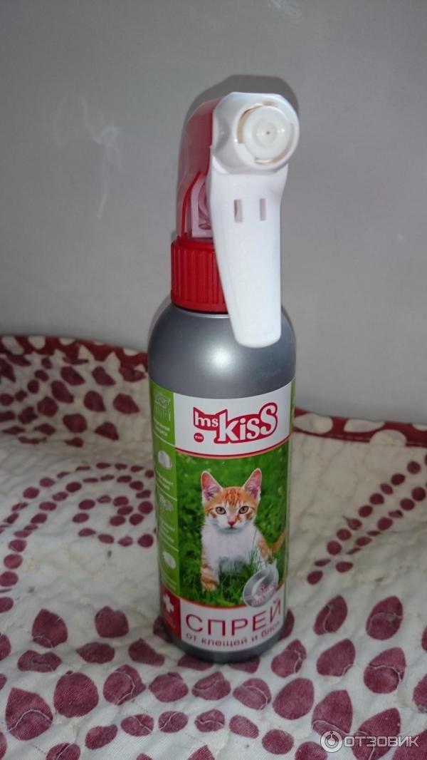 Спрей для кошек приучение к туалету