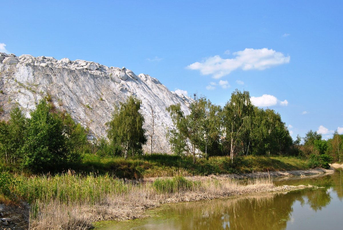 белая гора воскресенск фото ближе рассвет