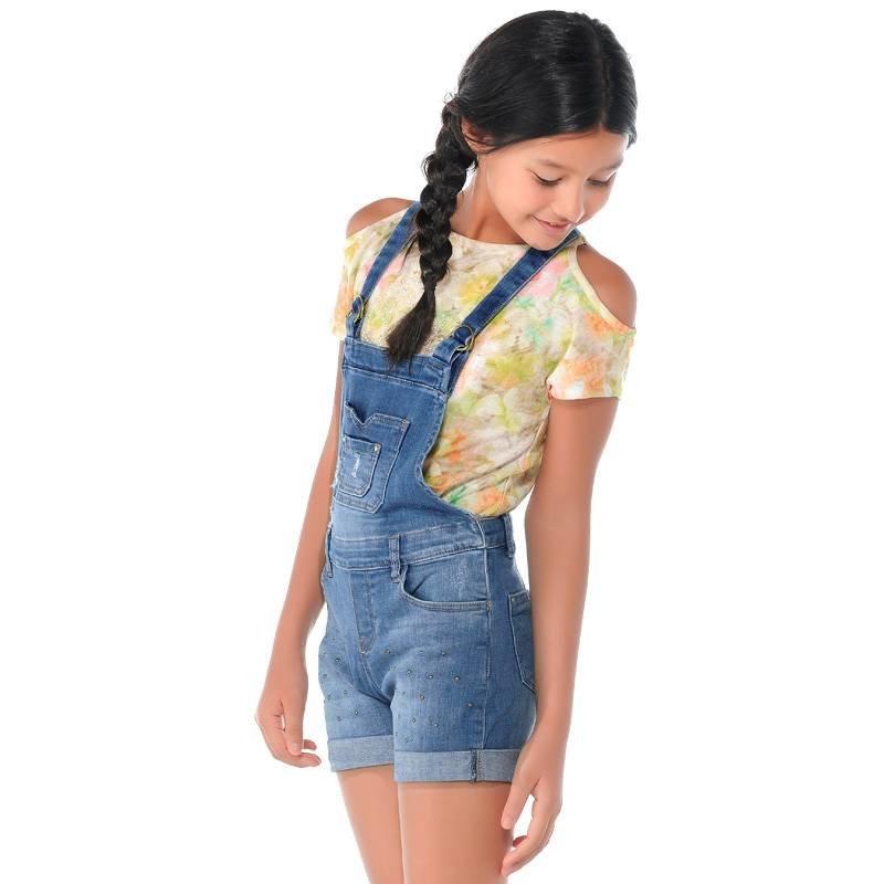 Картинки джинсовые комбинезоны для девочек