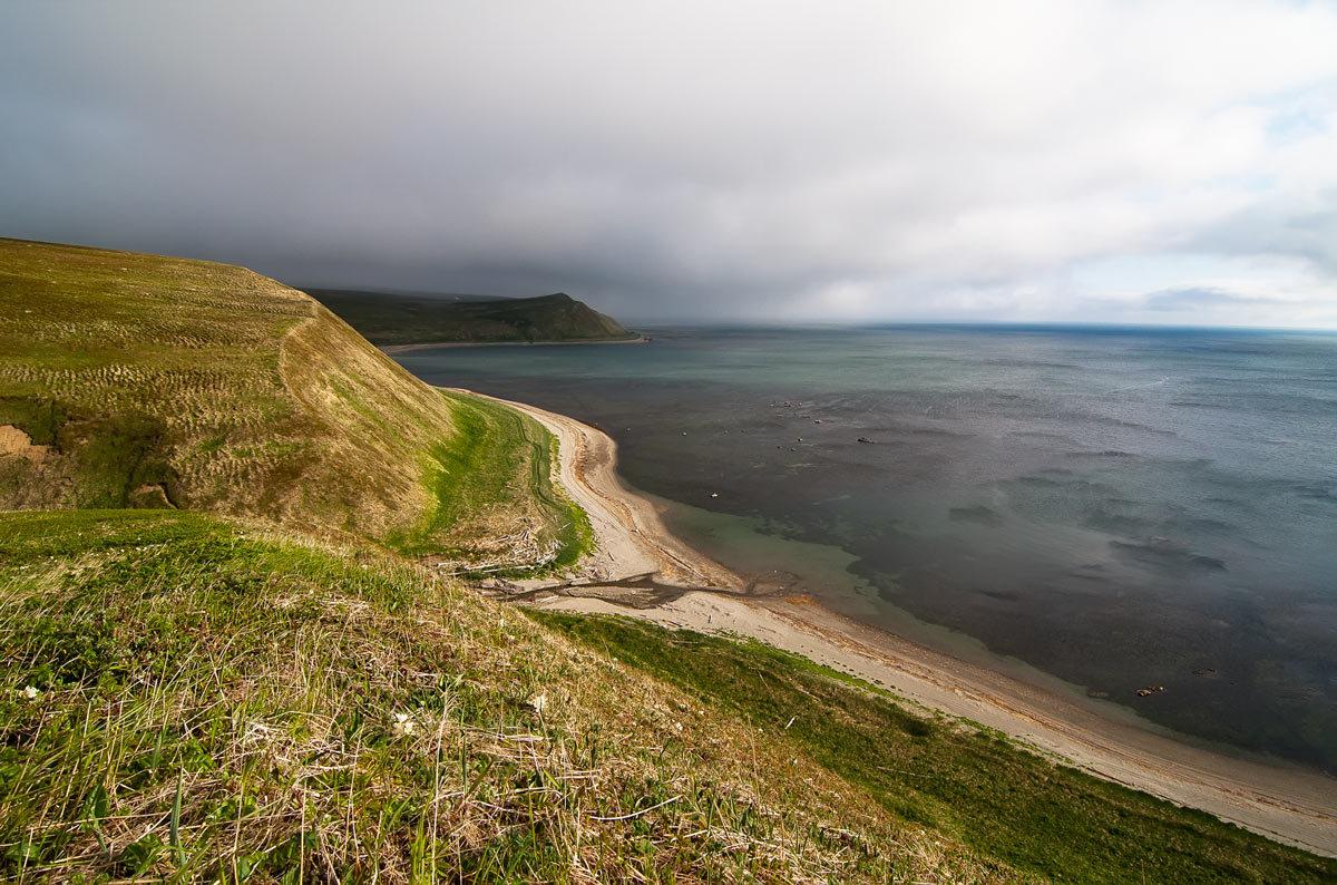 Остров беринга фото