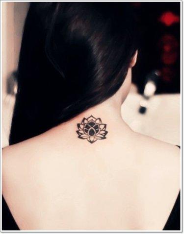 61b966f66de4c 50 Incredible Lotus Flower Tattoo Designs - TattooBlend
