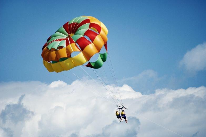 Картинки тетрадку, картинки с парашютами