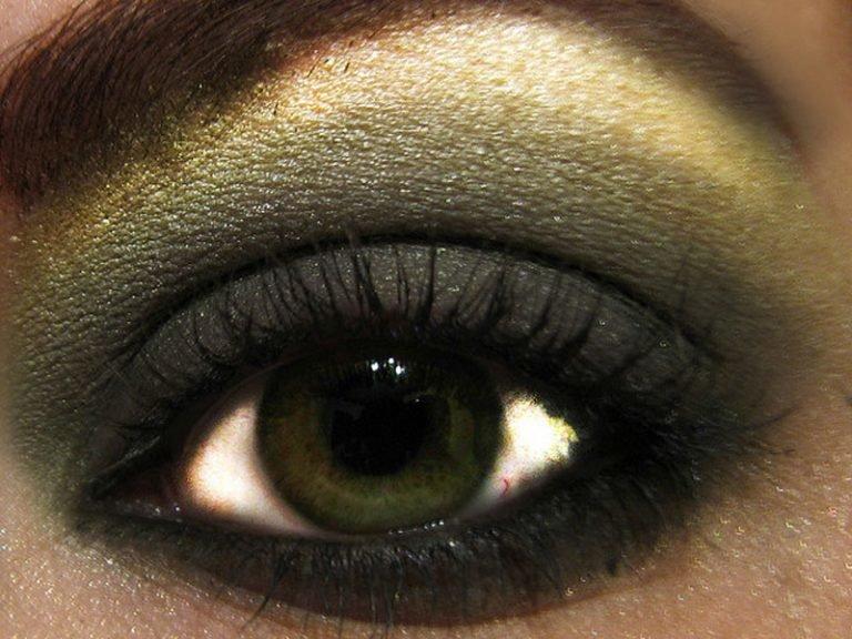 тёмно зеленые глаза фото