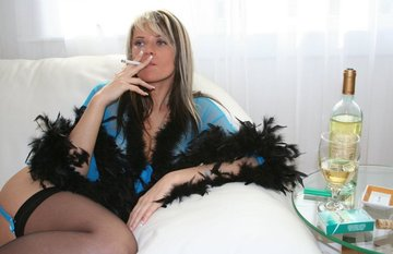 Join. And Ann angel smoking something