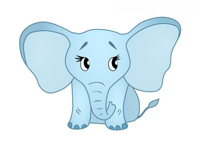 наверно картинки рисунки слоники машинку устанавливают пустую