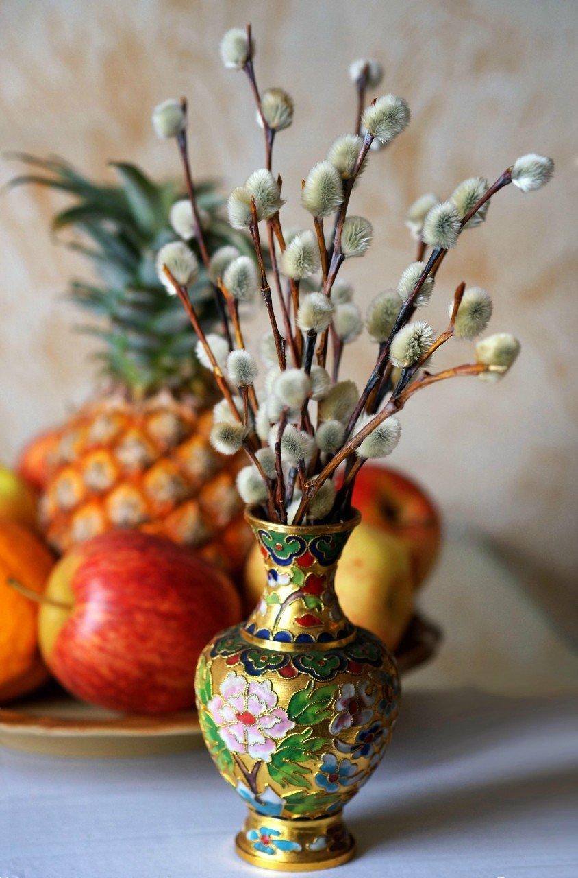 Вербные букеты своими руками, цветы город ташкенте