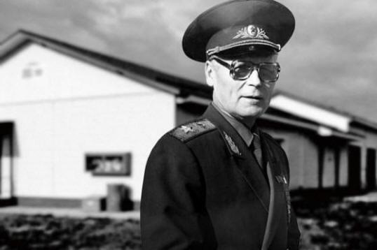 General armii Vadim Matrosov
