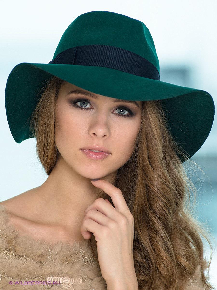 Картинки девушек в шляпе с широкими полями, текстом днем
