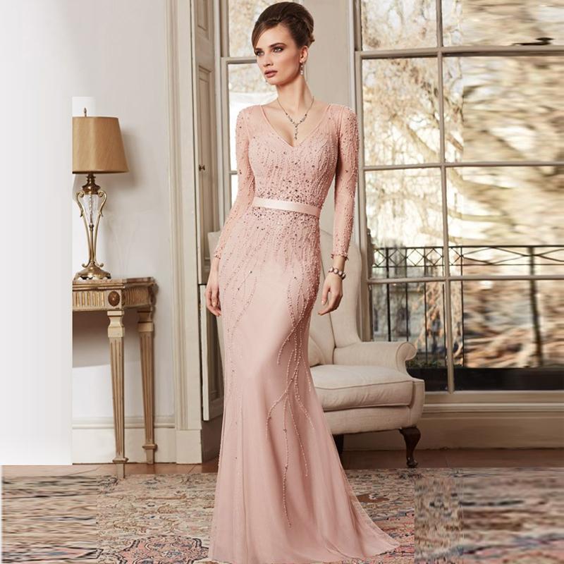 Vestidos elegantes para una boda