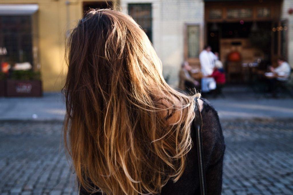 фото русой девушки со спины елозили, наденем