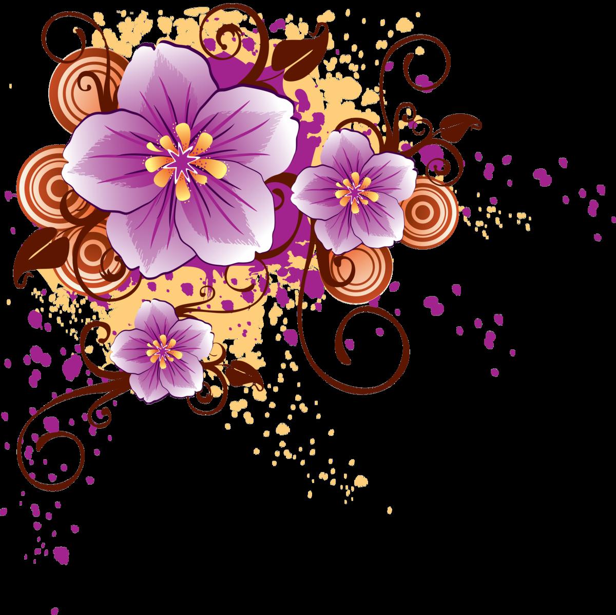 мастер-класс цветочные узоры векторные картинки всех презентаций