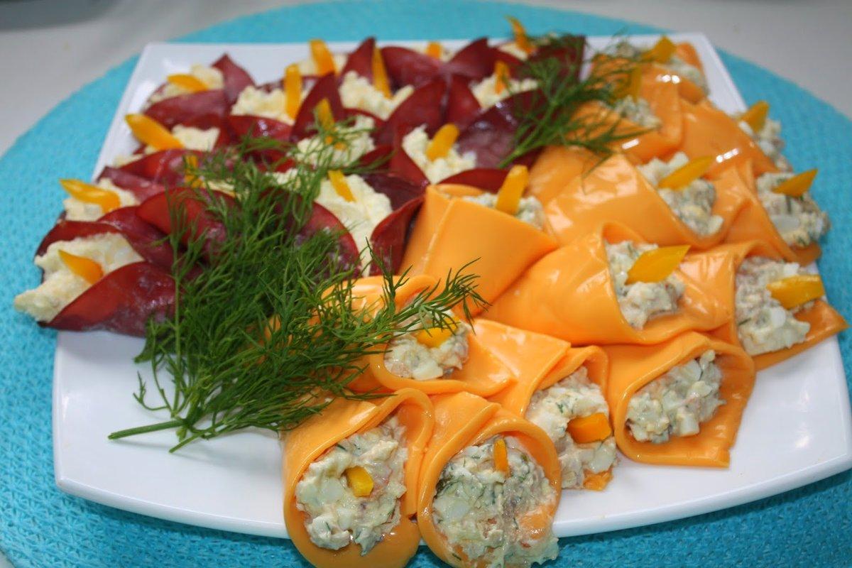 рецепты новых салатов и закусок с фото температуры