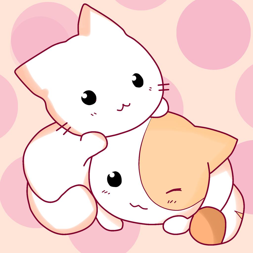 картинки милые котики мультяшные знаменитость