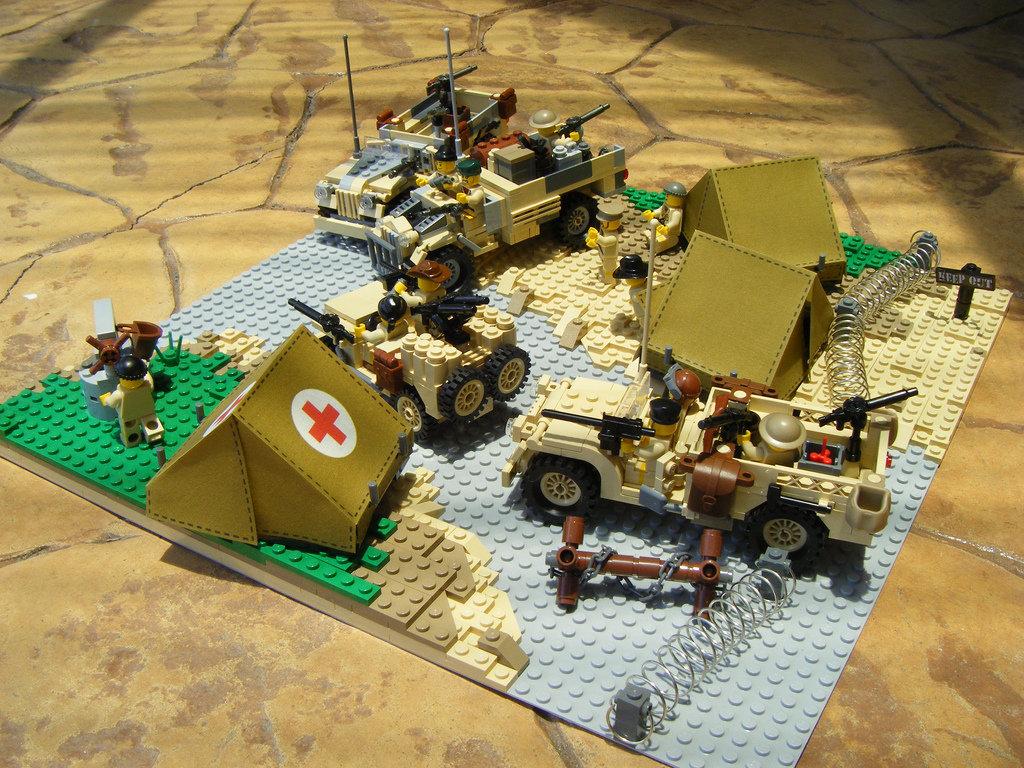 каждом лего военная тематика картинки совершенно смущает