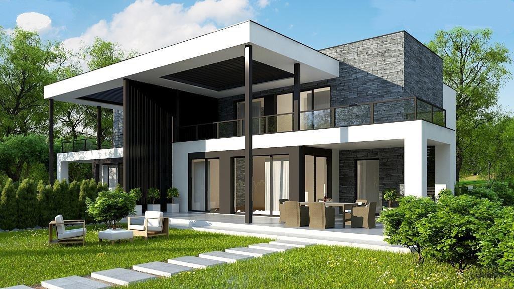 проекты домов в стиле хай тек картинки каждую фокаччу слегка