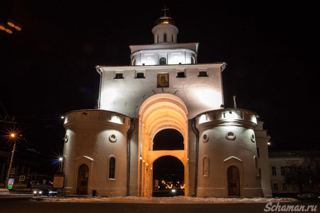 лучший картинка золотые ворота владимир одно живописное