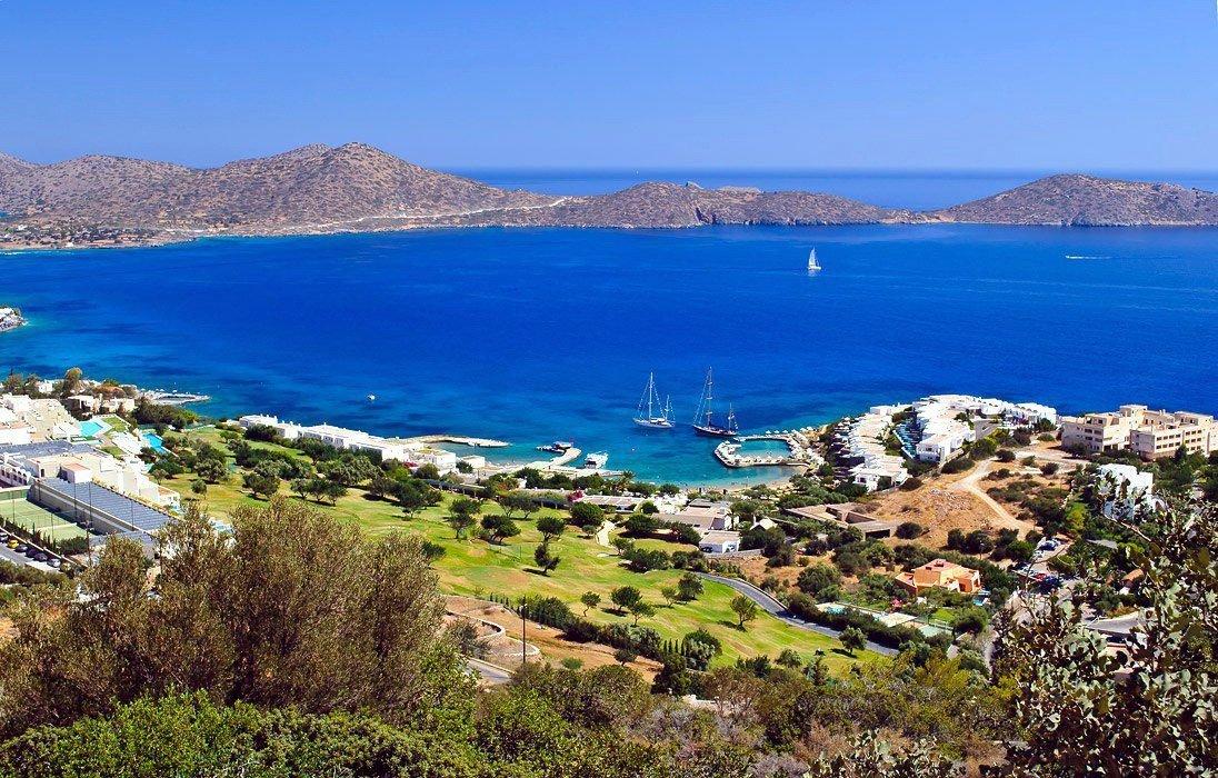 Картинки крит в греции