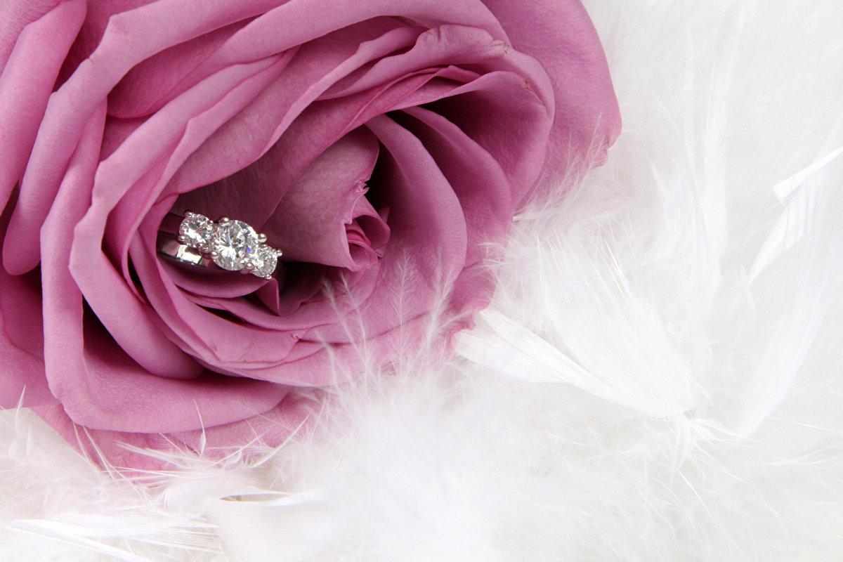 Бездей открытки, открытки с розами в бриллиантах