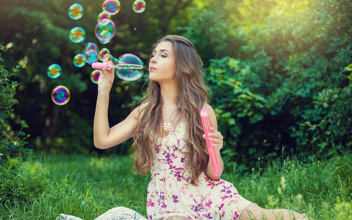 карточкой фотосессия с мыльными пузырями идеи должна быть конкретной