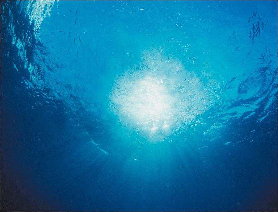 быть разной, картинка водная глубина этого были
