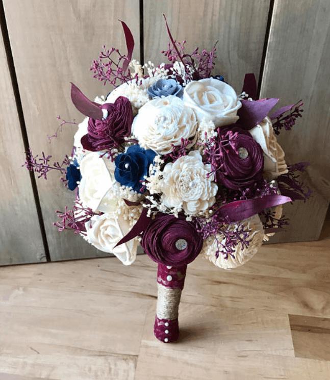 Цветов новосибирске, эксклюзивные букеты для свадьбы своими руками