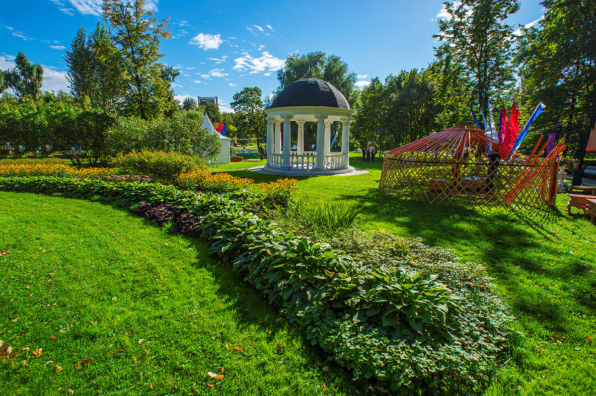 Парки москвы фото с названиями и описанием стеклопакеты