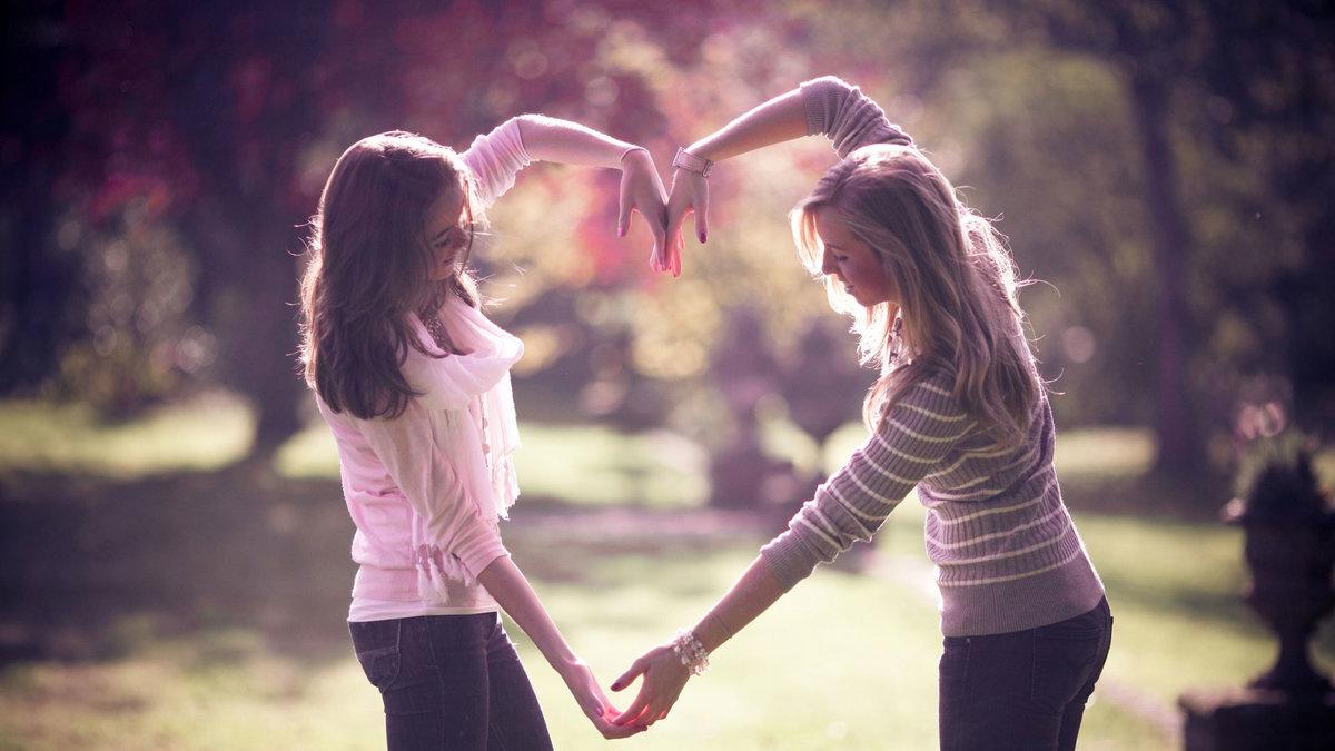 Картинки со словами о дружбе для подруги
