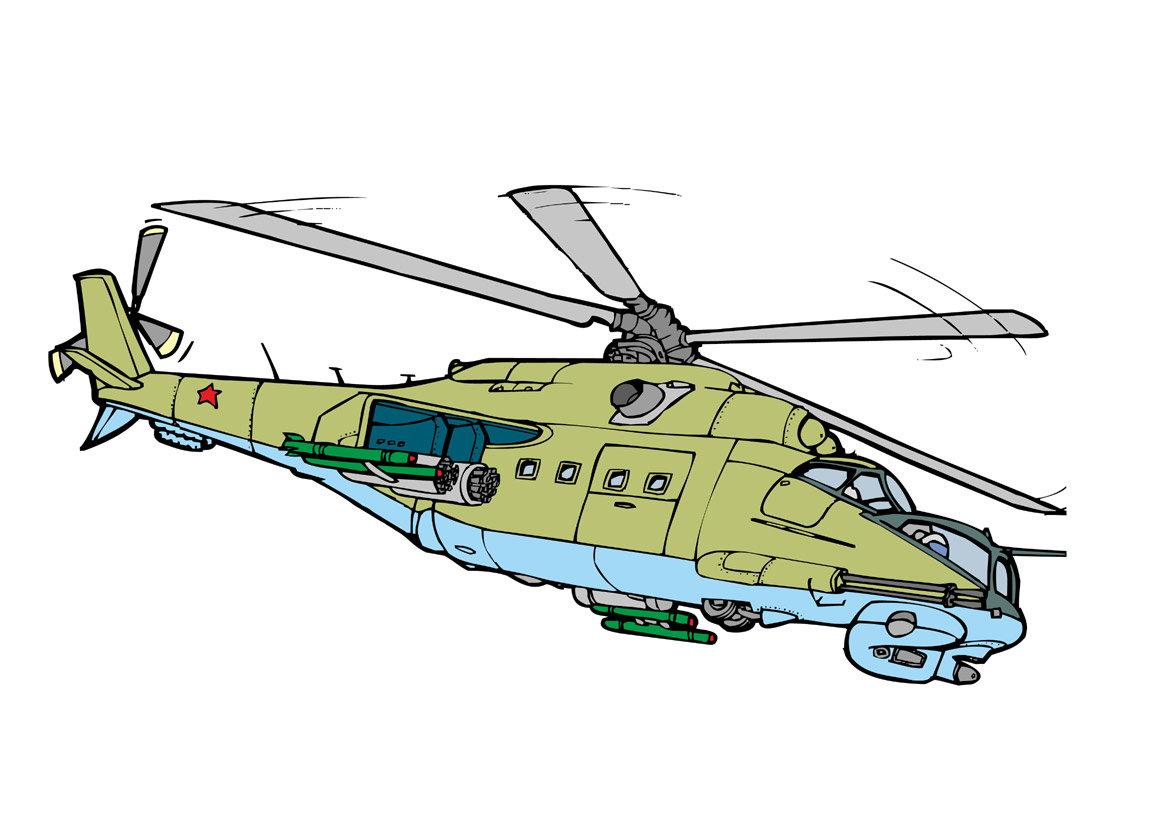 Картинки с вертолетами для детей