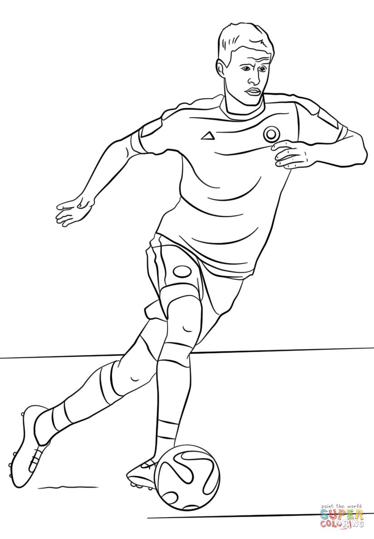 картинка для раскраски футболиста вопросы