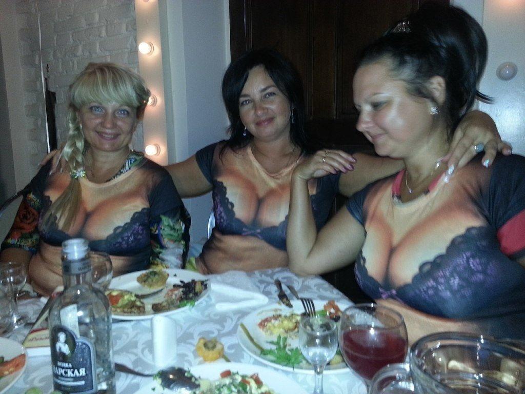 Я моя тетя и ее подружки 10