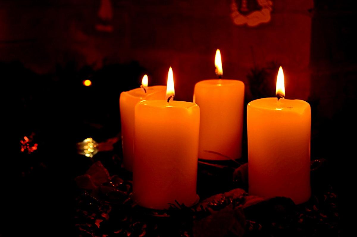 Романтика картинки со свечами
