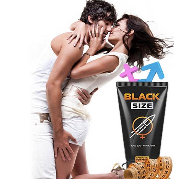 Black Size – гель для увеличения члена в Одинцово