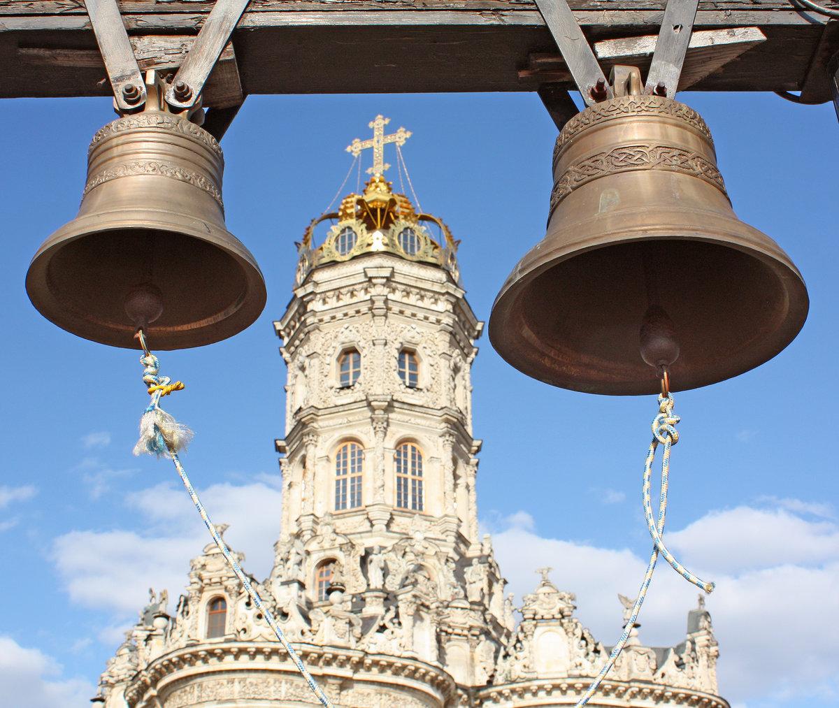 Картинка колокола церковные